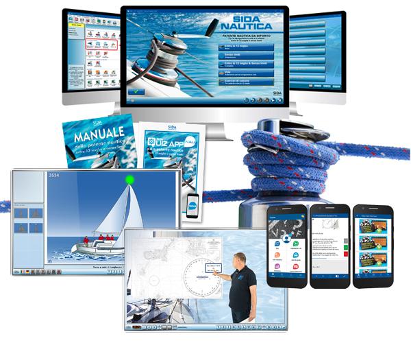 Patente Nautica App Software Sida Ostia