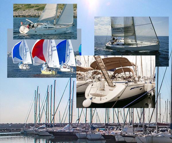 base Porto di Ostia AKUA s.r.l. Barche